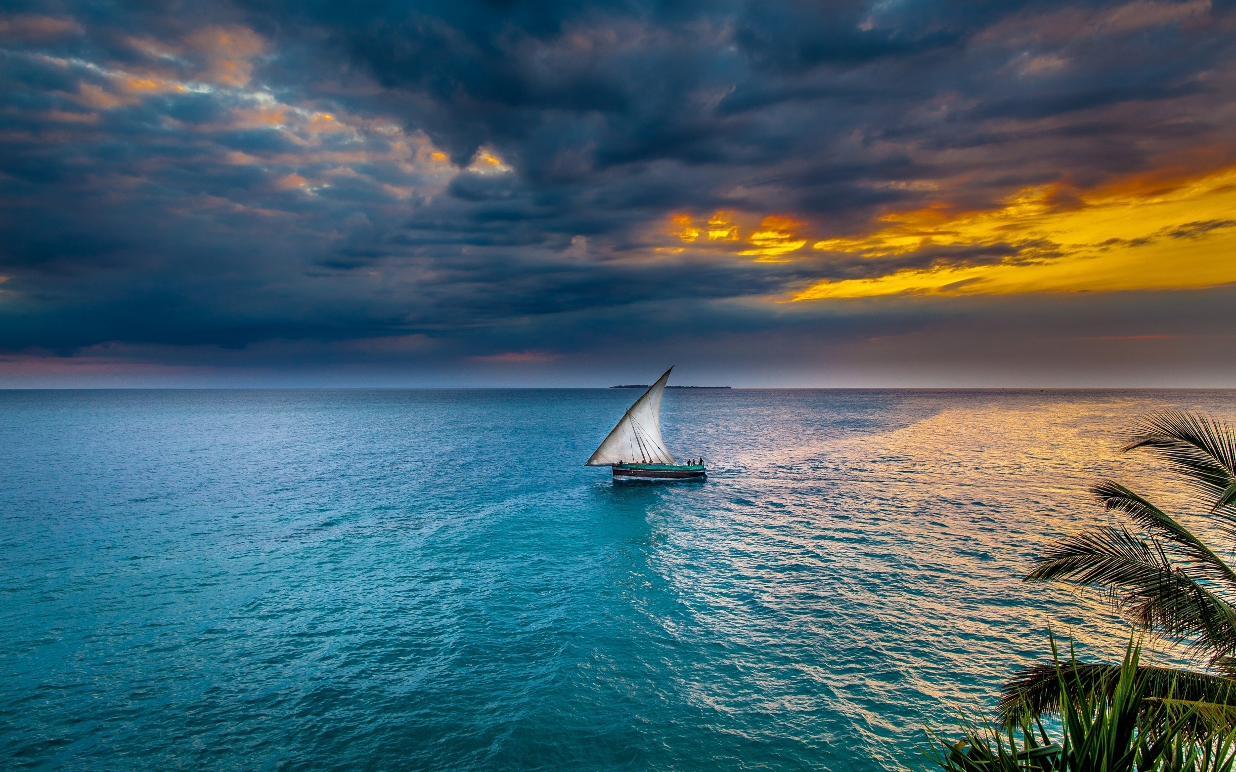 Sailing At Sunset Full Hd Wallpaper And Background Image HD Wallpapers Download Free Images Wallpaper [1000image.com]