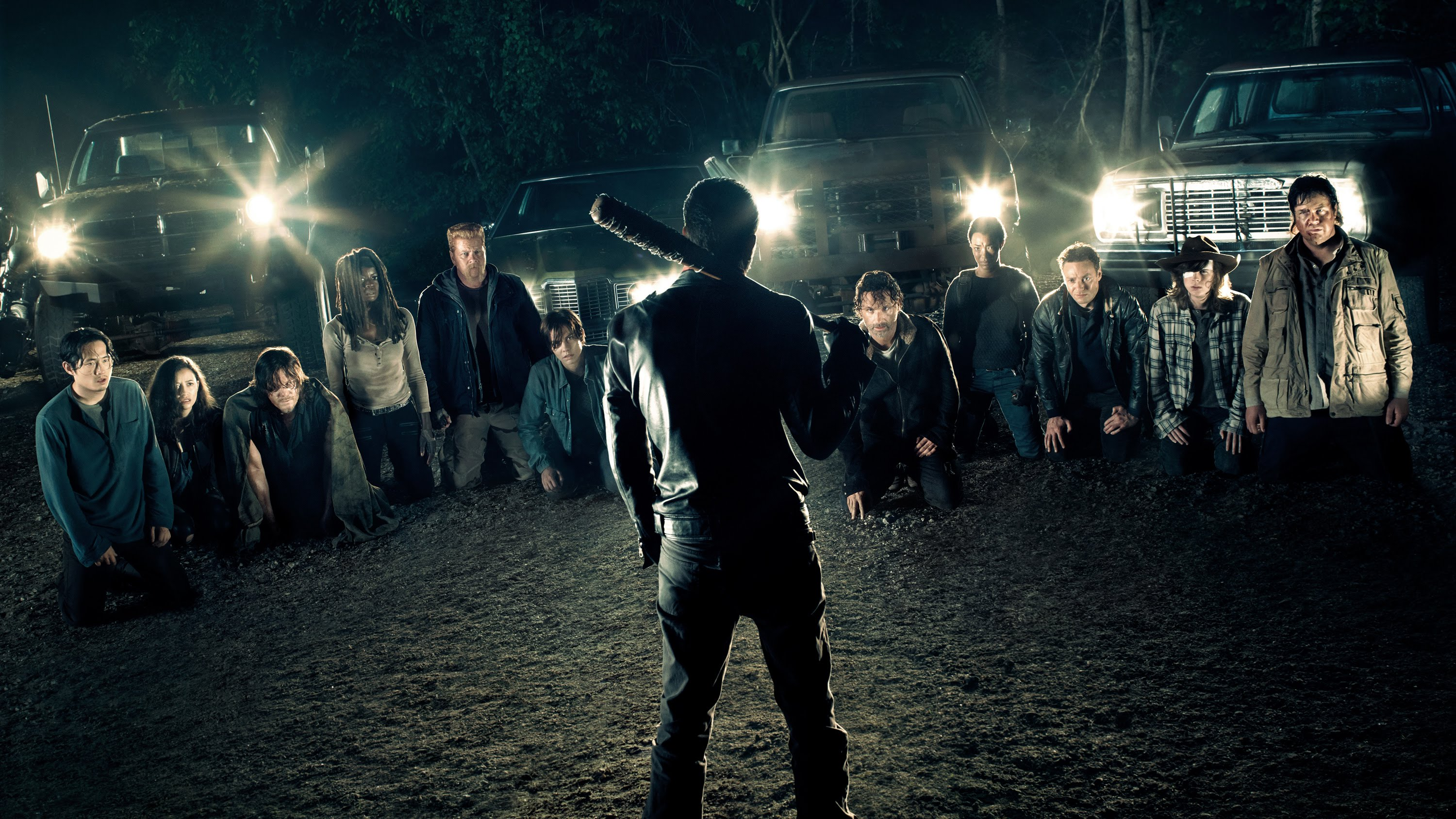 HD Wallpaper | Background Image ID:719647. 3000x1688 TV Show The Walking Dead