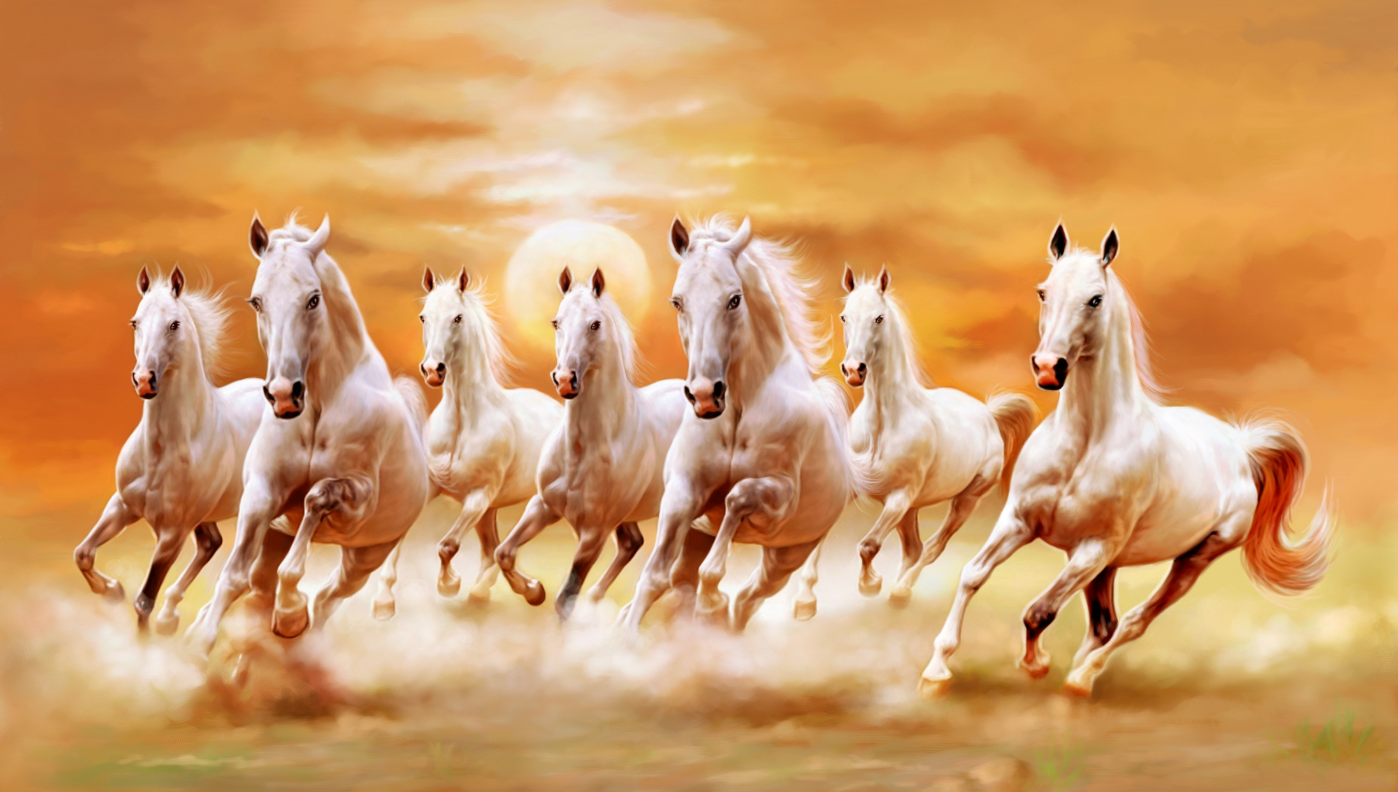 964 horse hd wallpapers | background images - wallpaper abyss