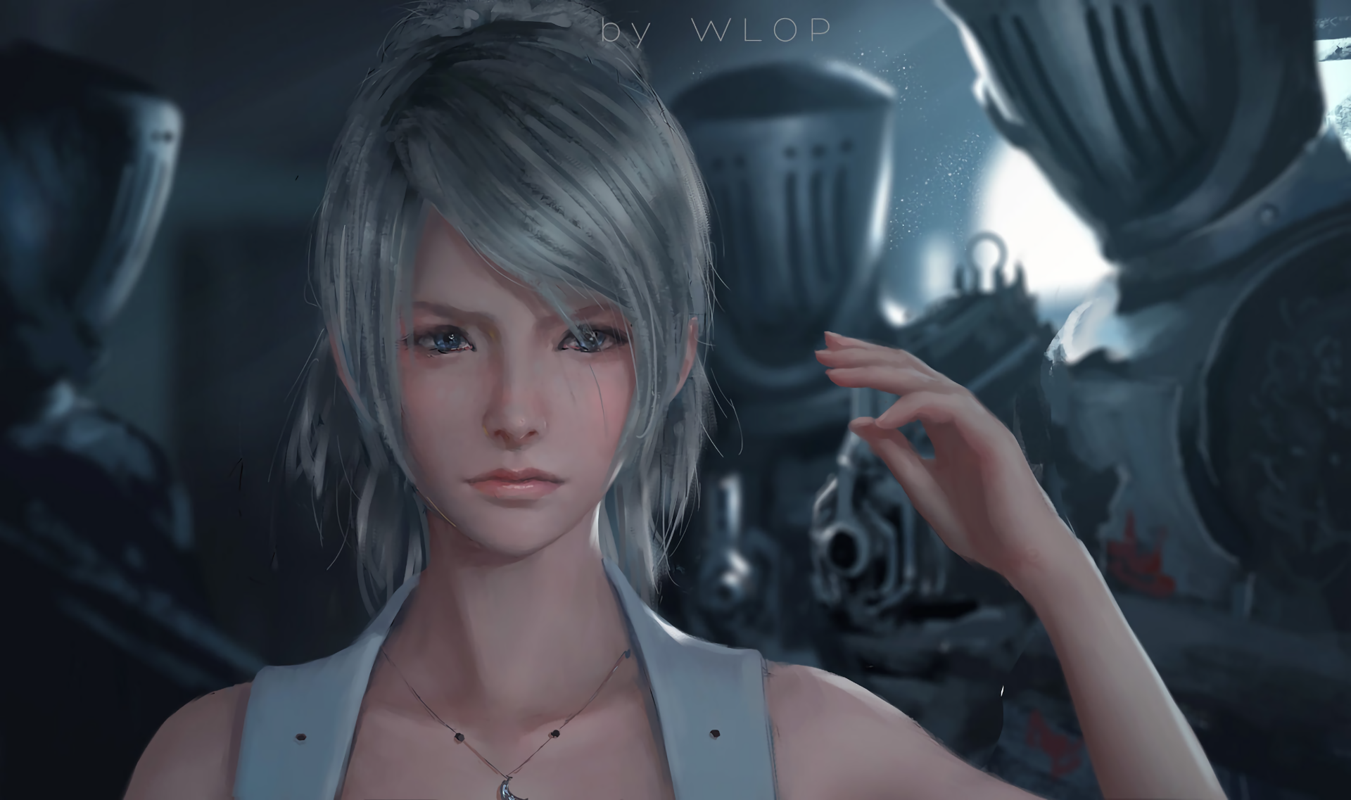 153 Final Fantasy Xv Hd Wallpapers Background Images Wallpaper