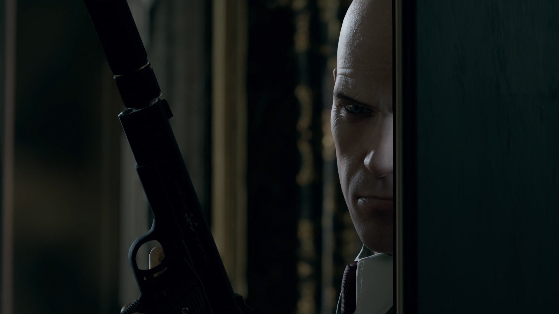 Hitman 2016 hd wallpaper background image 1920x1080 id 720262 wallpaper abyss - Agent 47 wallpaper ...