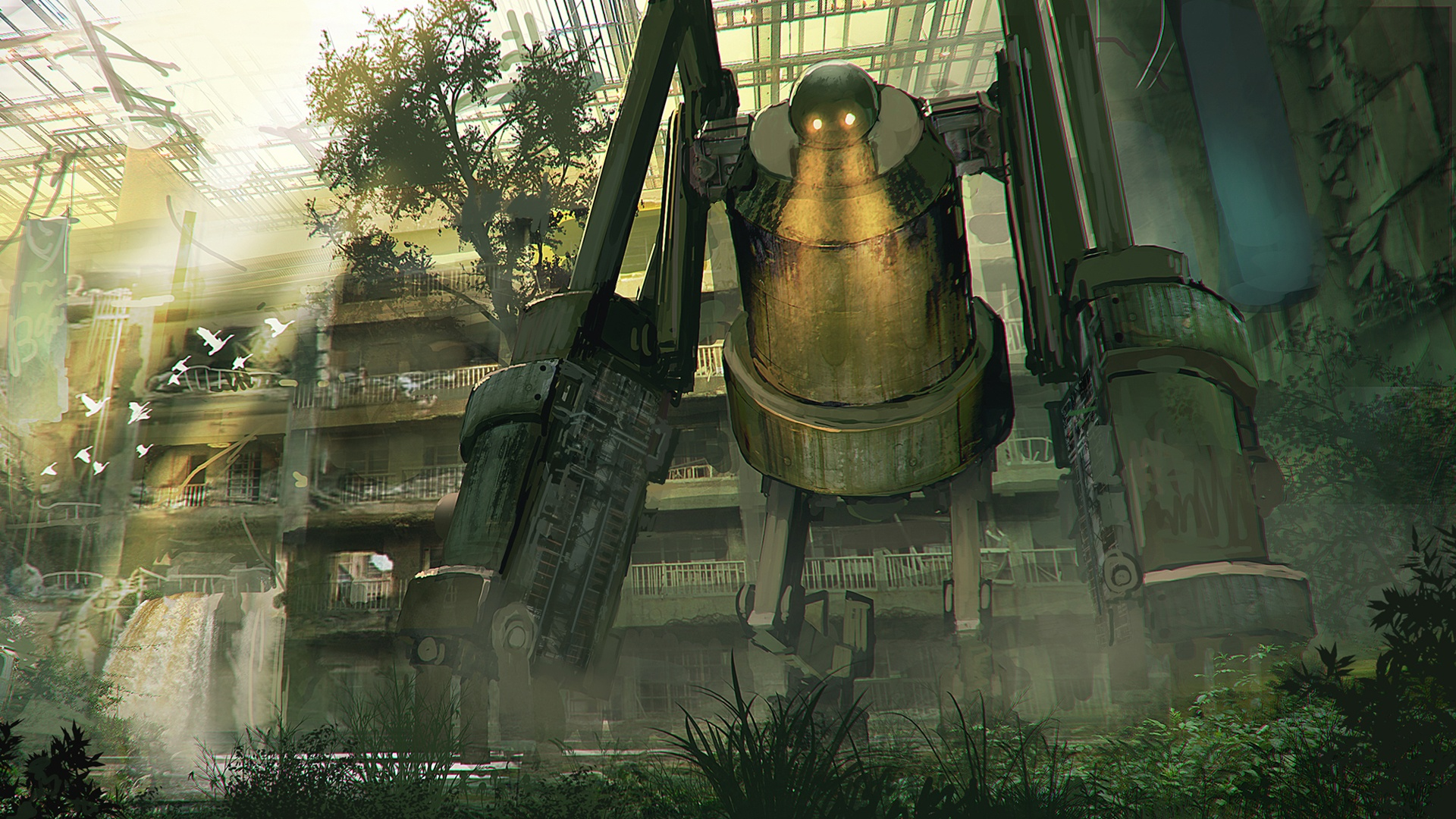 Nier Automata Wallpapers Or Desktop Backgrounds: NieR: Automata HD Wallpaper