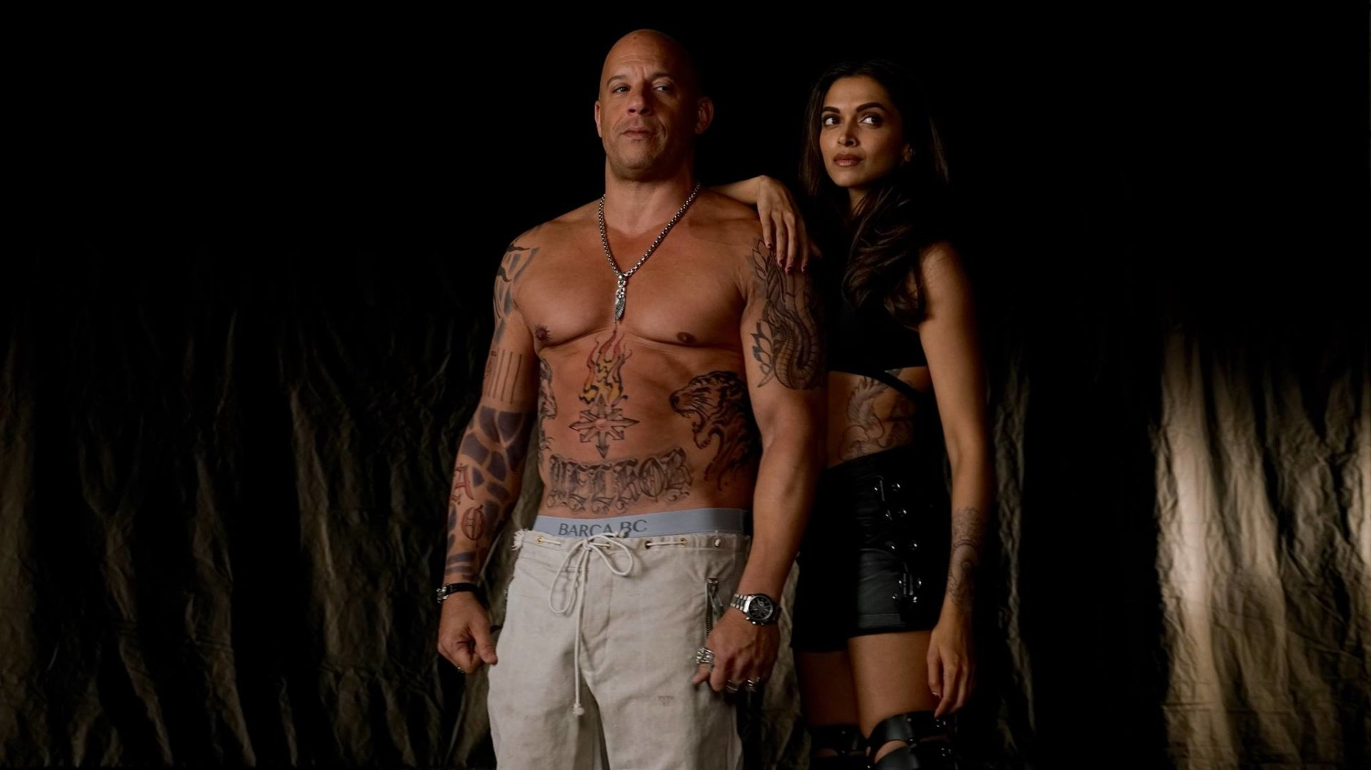 Movie - xXx: Return of Xander Cage  Xander Cage Vin Diesel Deepika Padukone Wallpaper