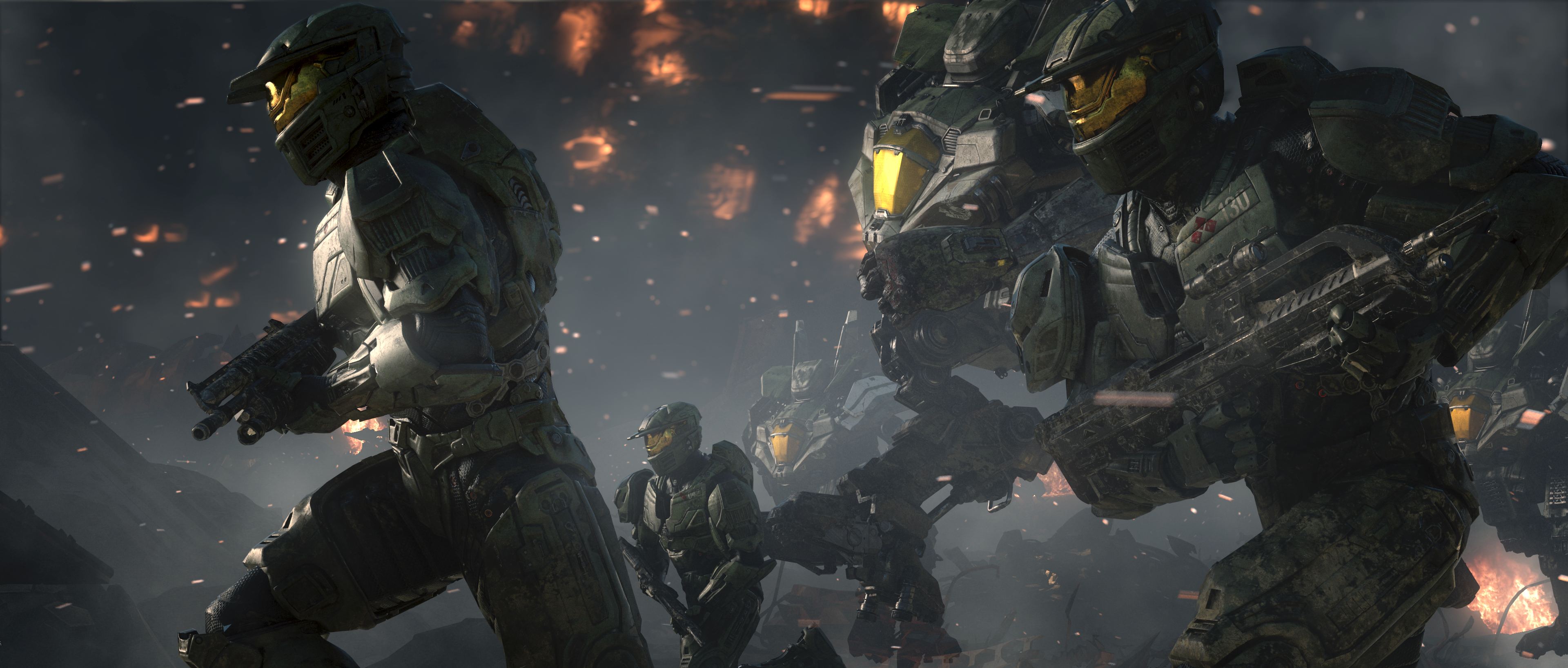 16 Halo Wars 2 Hd Wallpapers Background Images Wallpaper Abyss