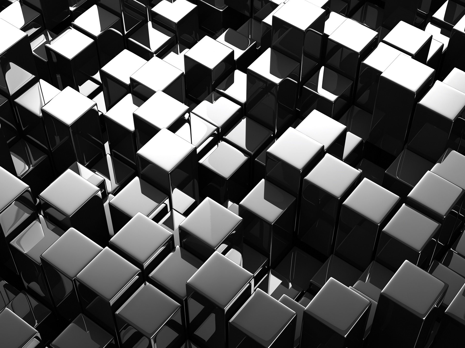 Cube HD Wallpaper | Background Image | 1920x1440 | ID ...