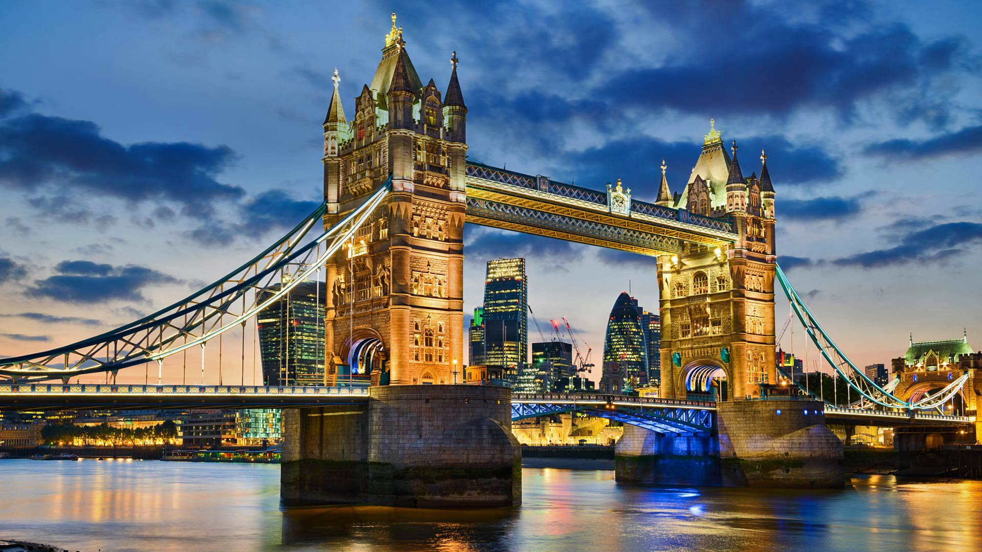 Tower bridge full hd fond d 39 cran and arri re plan for Fond ecran uni