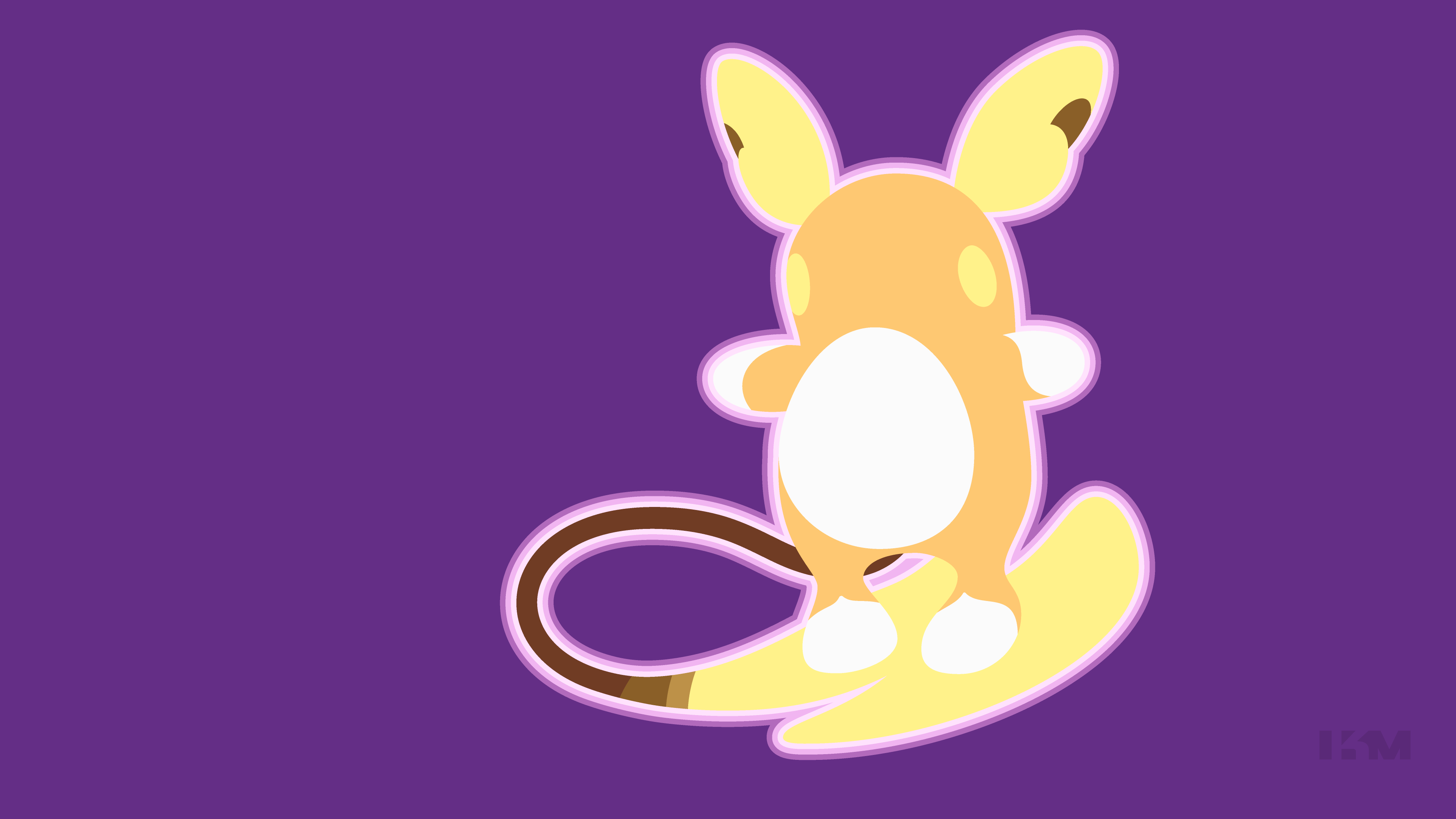 Raichu - Alola Form Computer Wallpapers, Desktop Backgrounds ...
