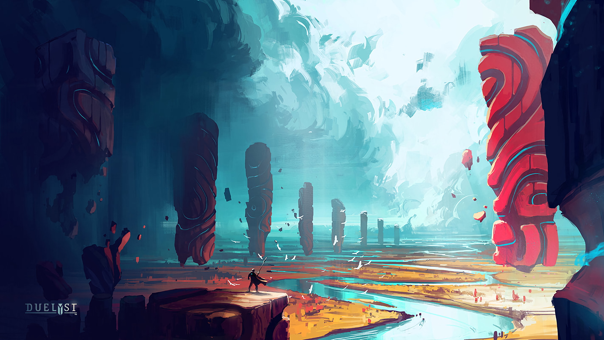 Id 860734 Wallpaper Abyss: Duelyst HD Wallpaper