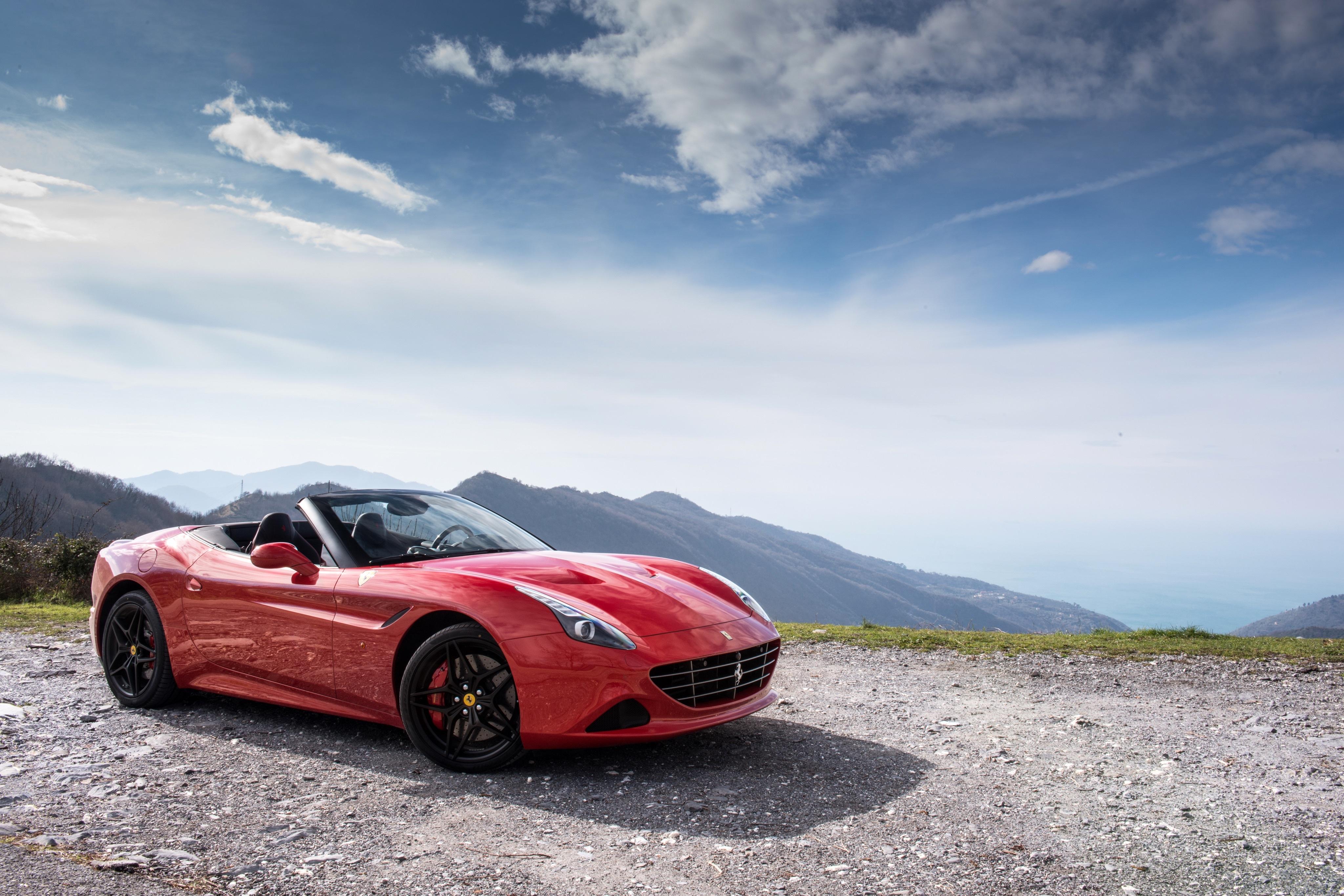 Ferrari California T 4k Ultra HD Wallpaper | Background ...