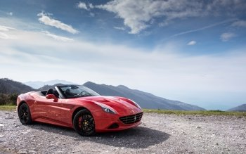 40 Ferrari California T Hd Wallpapers Background Images