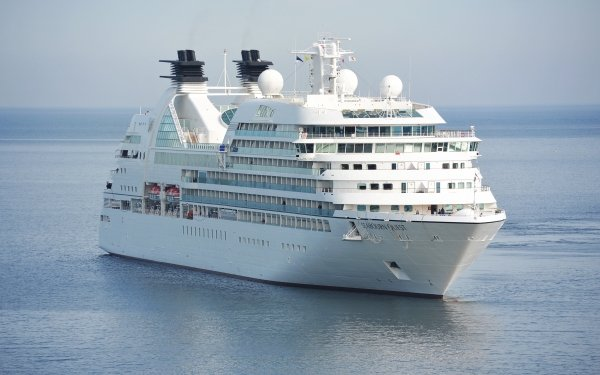 Vehicles Cruise Ship Cruise Ships MV Seabourn Quest HD Wallpaper | Background Image