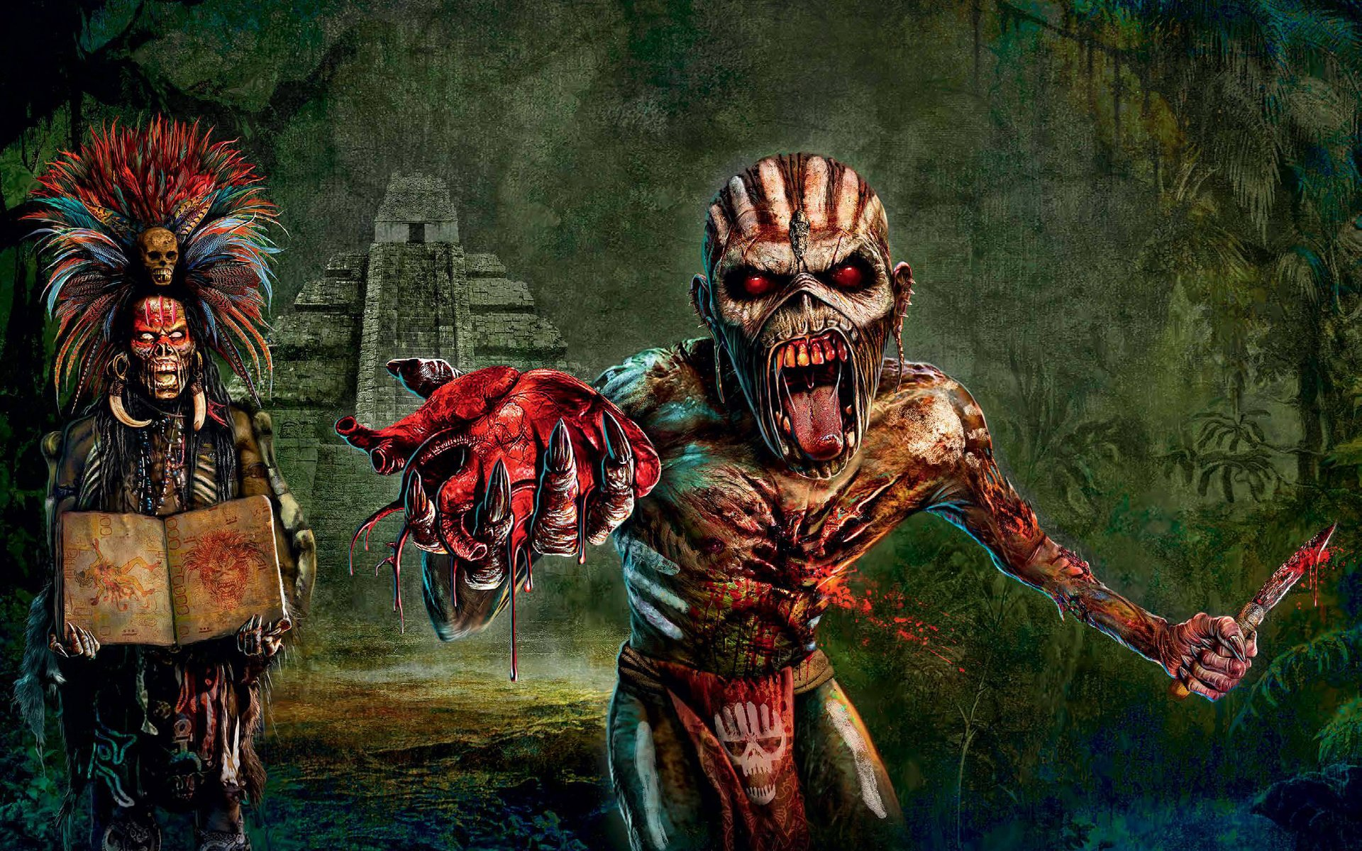 iron maiden full hd wallpaper and background image | 1920x1200 | id