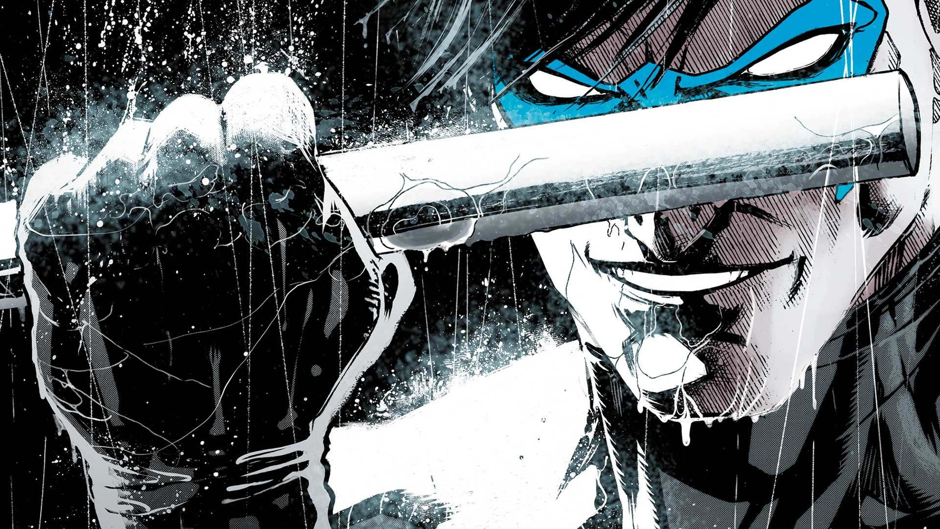 88 Nightwing Hd Wallpapers Background Images Wallpaper Abyss