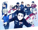 Preview Yuri!!! on Ice