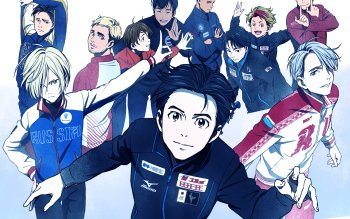95 Yuri On Ice Hd Wallpapers Background Images