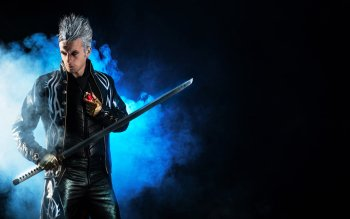 43 Vergil Devil May Cry Hd Wallpapers Background Images