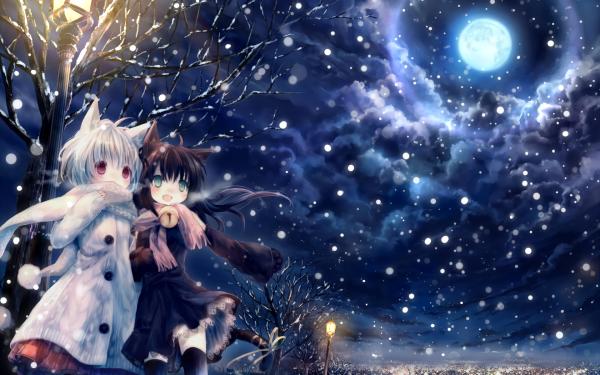 Anime Original HD Wallpaper | Background Image