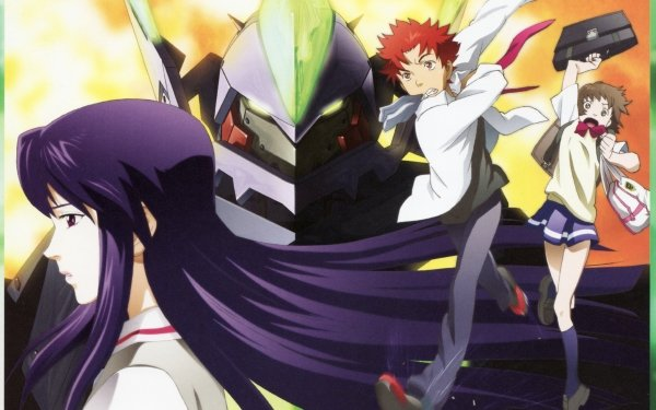 Anime Zegapain HD Wallpaper   Background Image