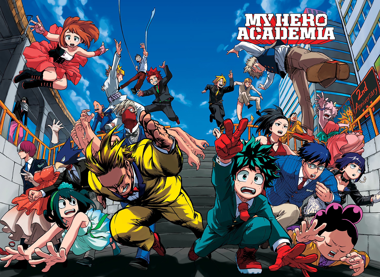 Hd wallpaper boku no hero academia - Hd Wallpaper Background Id 736903 3135x2288 Anime My Hero Academia