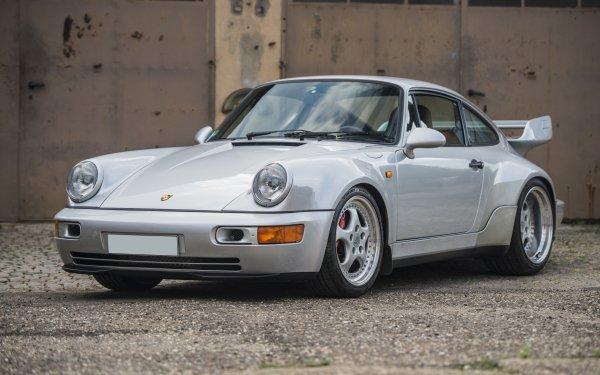 Vehicles Porsche 911 Carrera RS Porsche Porsche 911 Porsche 911 Carrera Sport Car Car Silver Car HD Wallpaper | Background Image
