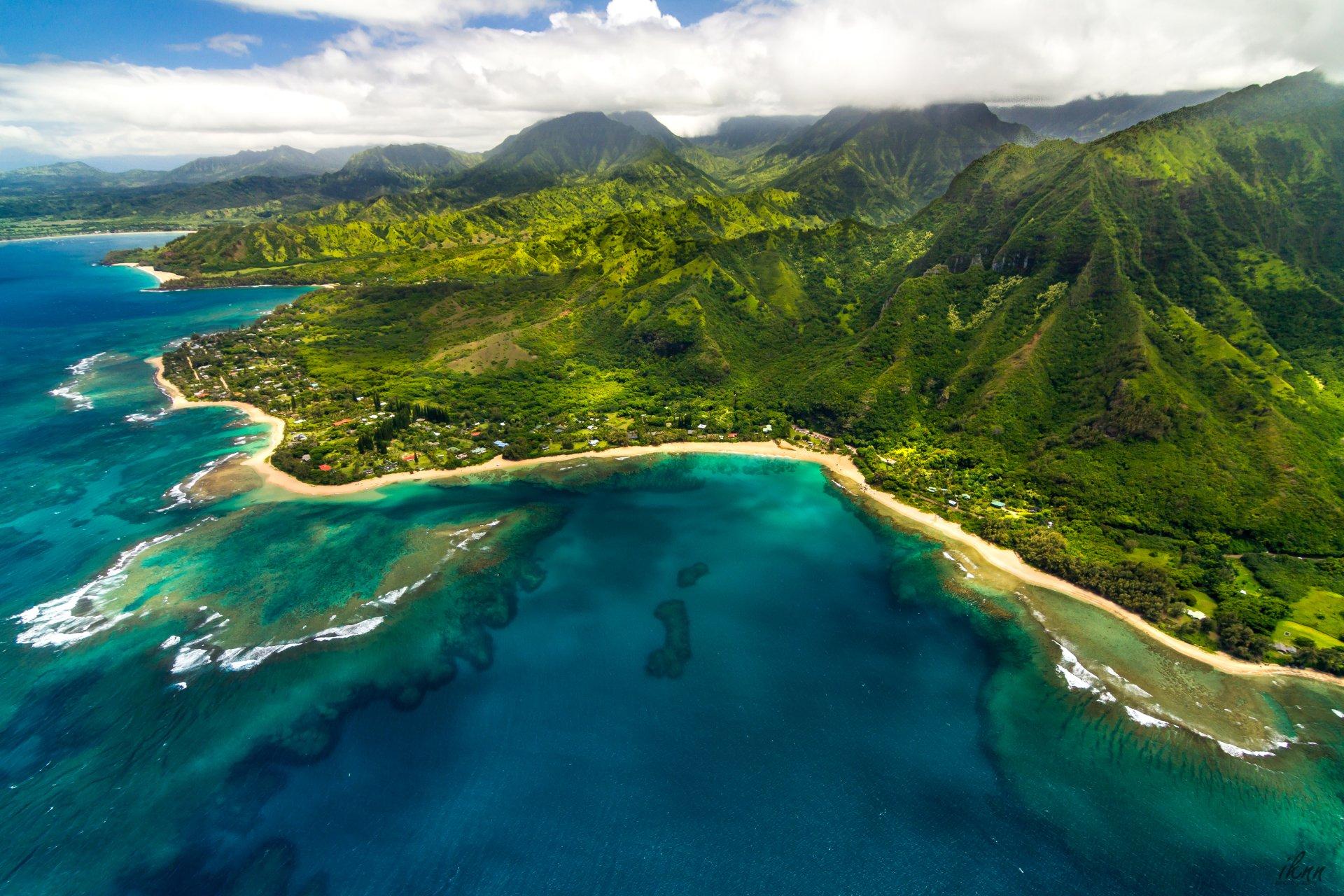 Hawaii Wallpapers Hd: Maniniholo Bay In Hawaii 4k Ultra HD Wallpaper