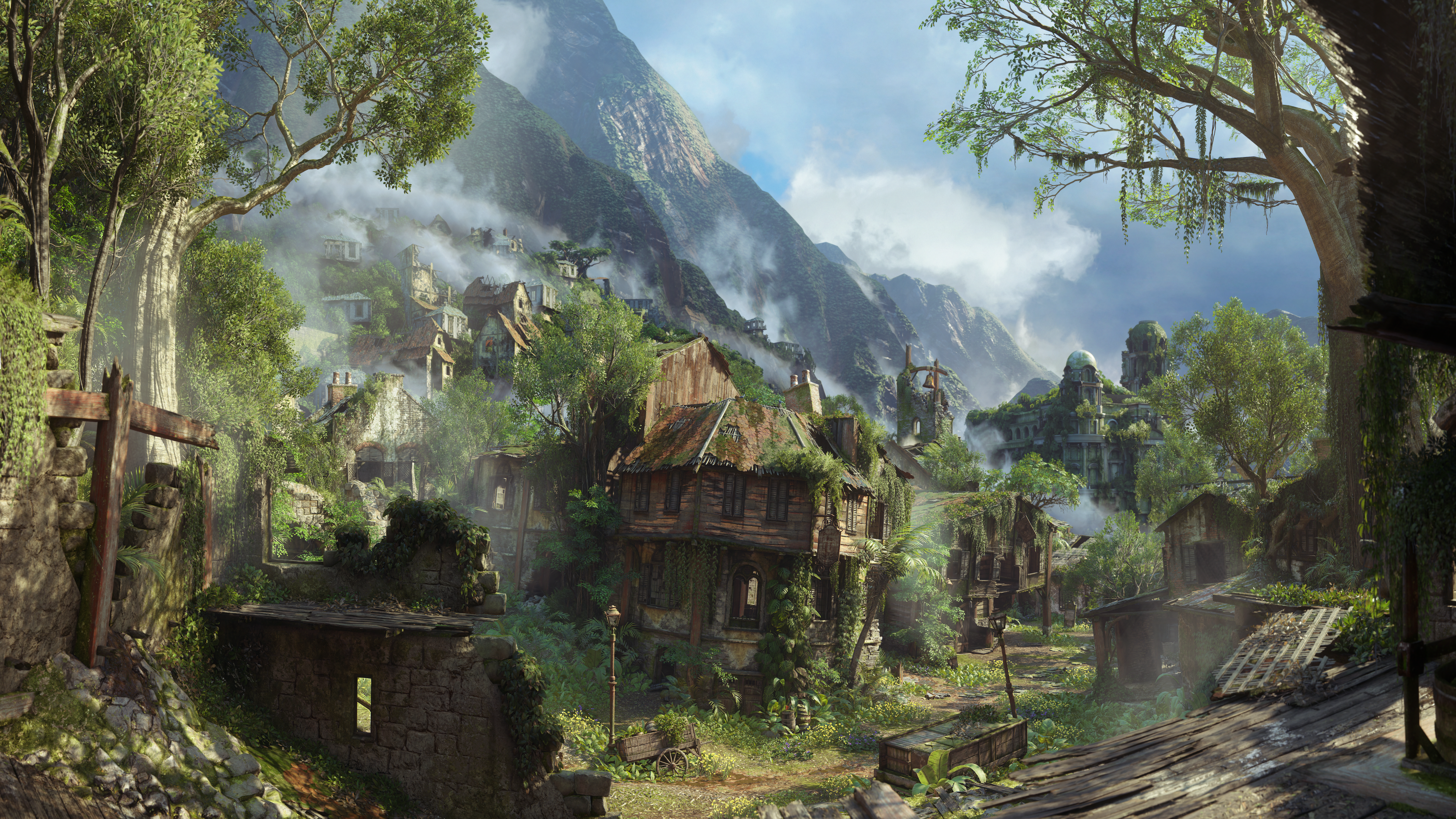 47 Uncharted 4 A Thief S End Hd Wallpapers Background Images