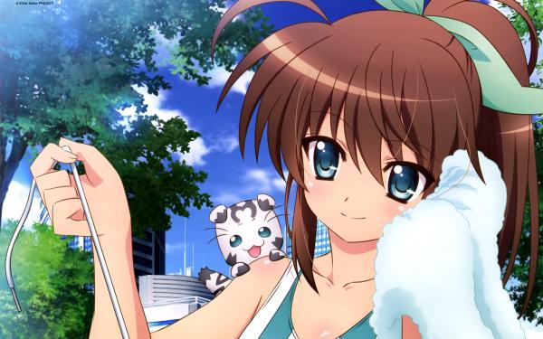 Anime ViVid Strike! HD Wallpaper | Background Image