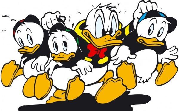 Movie Disney Donald Duck Huey Duck Louie Duck Dewey Duck HD Wallpaper | Background Image