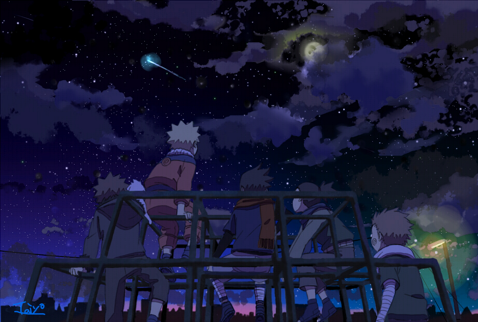 Fantastic Wallpaper Naruto Night - thumb-1920-744731  Image_46342.png