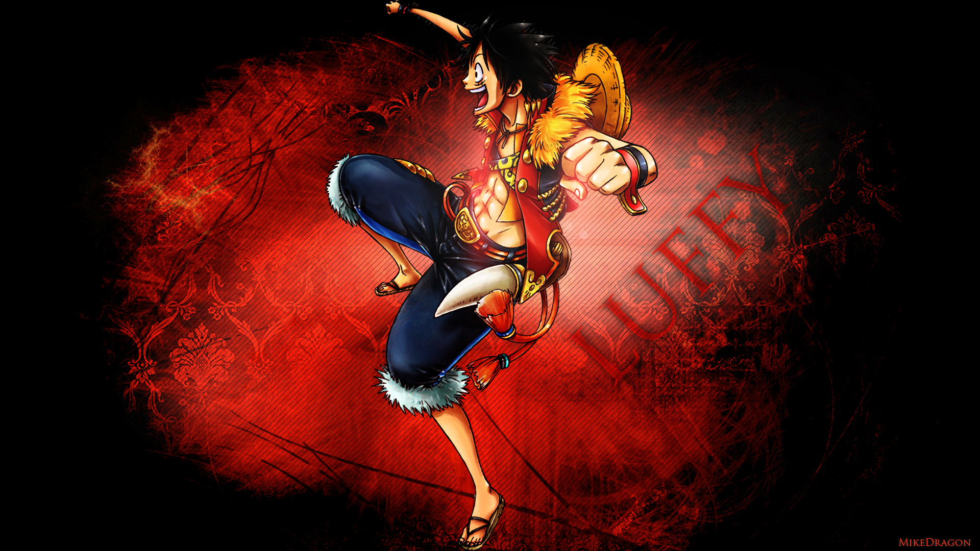 One Piece HD Wallpaper   Background Image   1920x1080   ID:745528 - Wallpaper Abyss