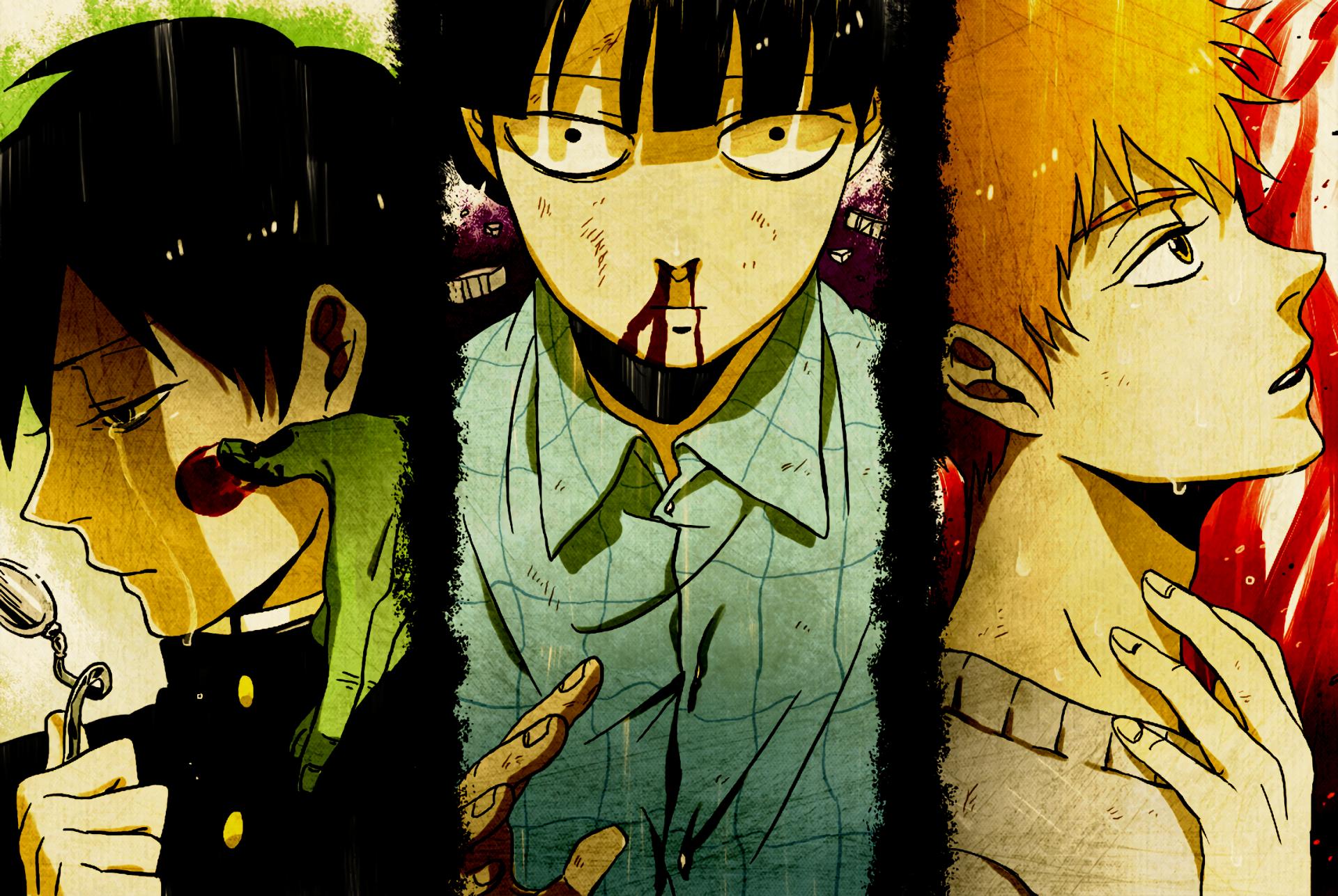 Mob Psycho 100 HD Wallpaper   Background Image   2292x1536 ...