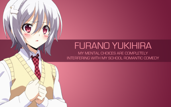 Anime Noucome HD Wallpaper   Background Image