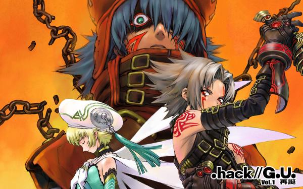 Anime .hack//G.U. HD Wallpaper | Background Image