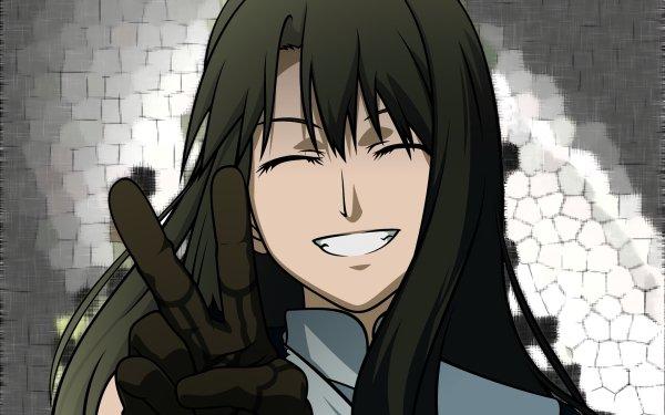 Anime Kara no Kyōkai Azaka Kokutou HD Wallpaper | Background Image