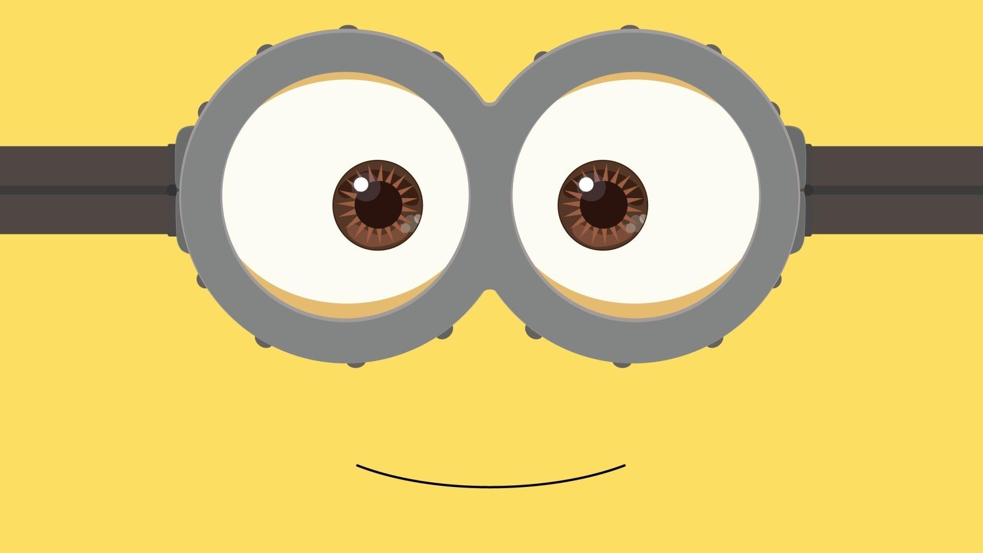 Movie - Minions  Kevin (Minions) Minimalist Wallpaper