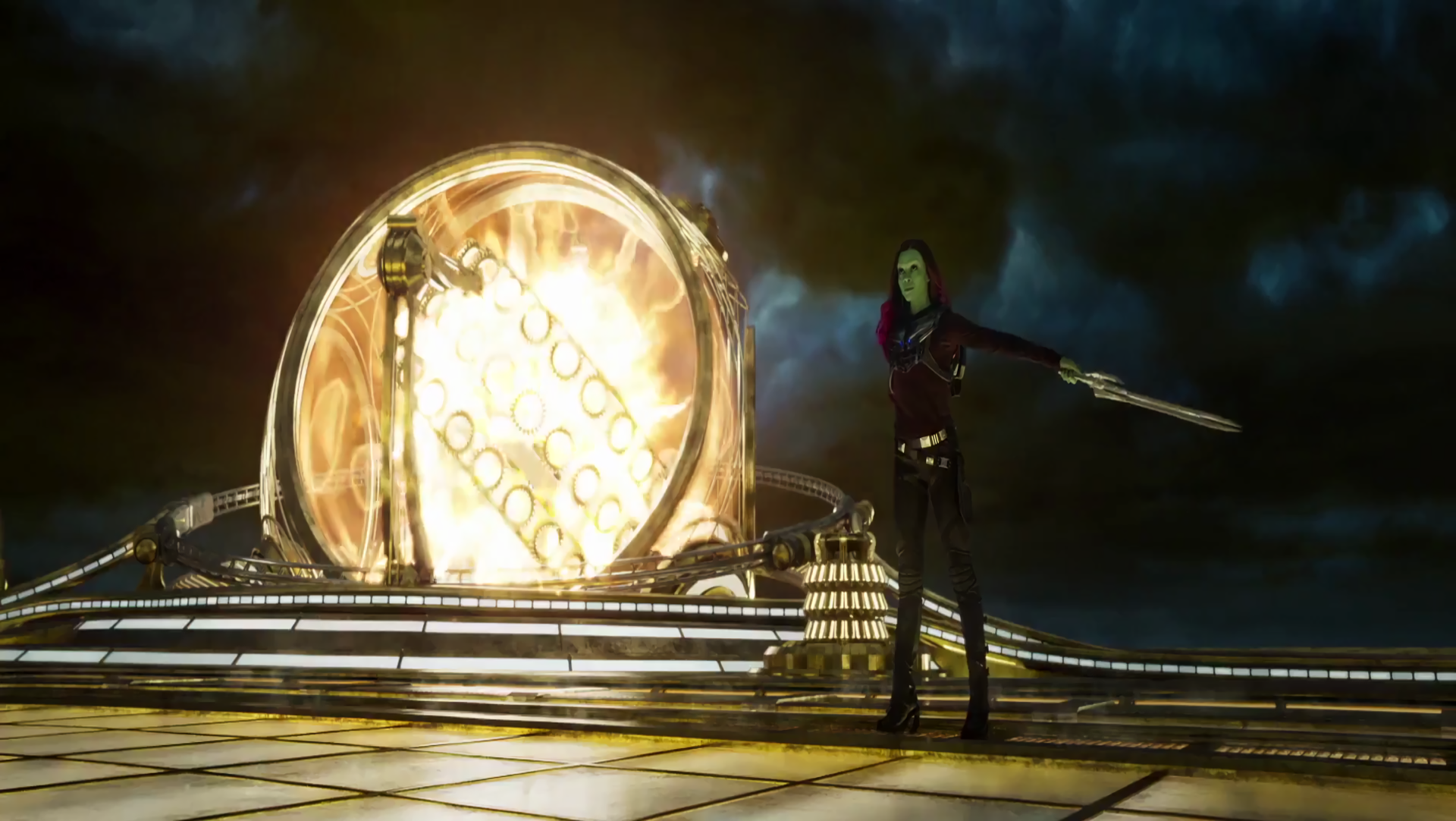 Movie - Guardians of the Galaxy Vol. 2  Gamora Guardians of the Galaxy Marvel Comics Wallpaper