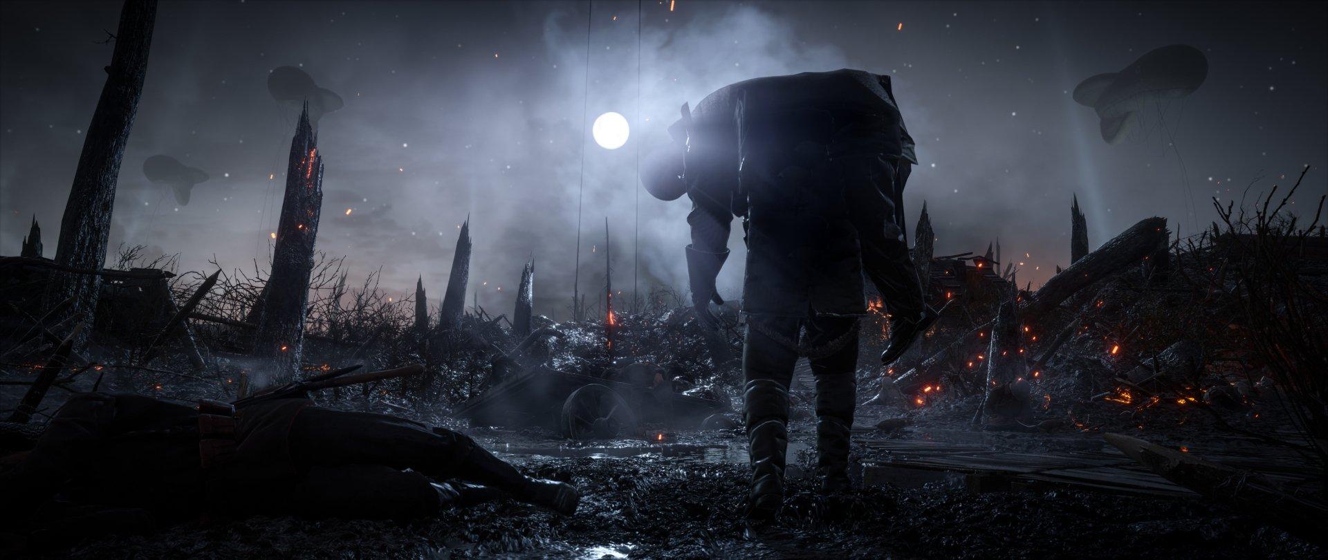Battlefield 1 HD Wallpaper   Background Image   3413x1440 ...