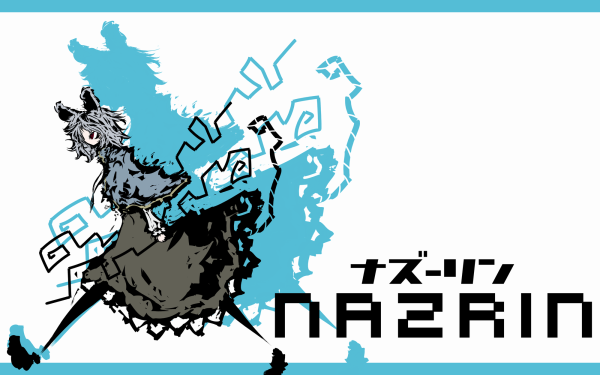Anime Touhou Nazrin HD Wallpaper   Background Image