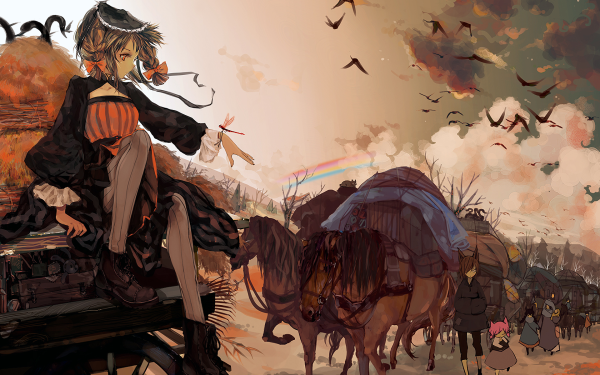 Anime Sound Horizon HD Wallpaper   Background Image