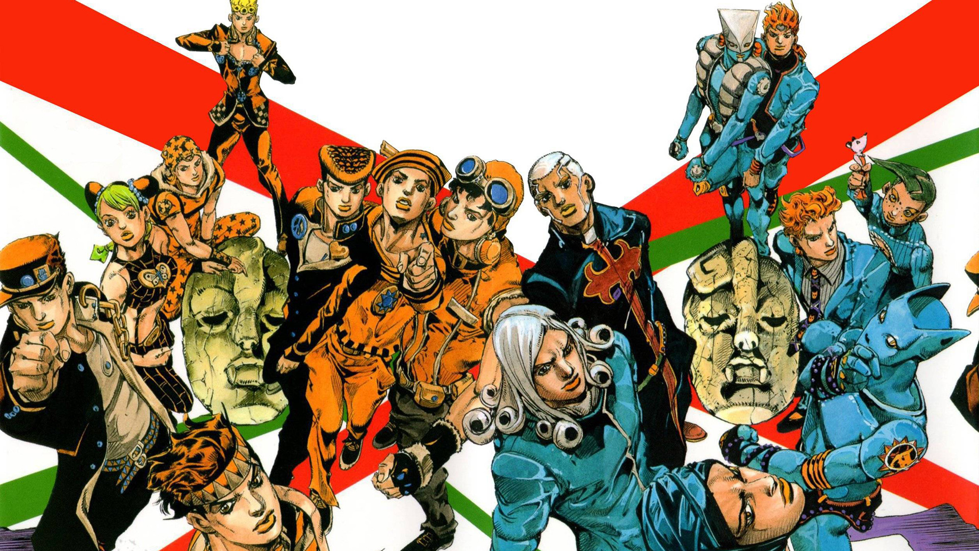 52 Killer Queen (Jojo's Bizarre Adventure) HD Wallpapers