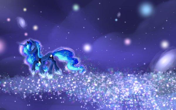 TV Show My Little Pony: Friendship is Magic My Little Pony Princess Luna HD Wallpaper   Background Image