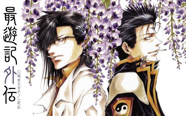 Anime Saiyuki Kenren Tenpou Gensui Saiyuki Gaiden Fondo de pantalla HD   Fondo de Escritorio