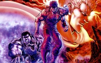 6 Kenshiro Fist Of The North Star Hd Wallpapers Background