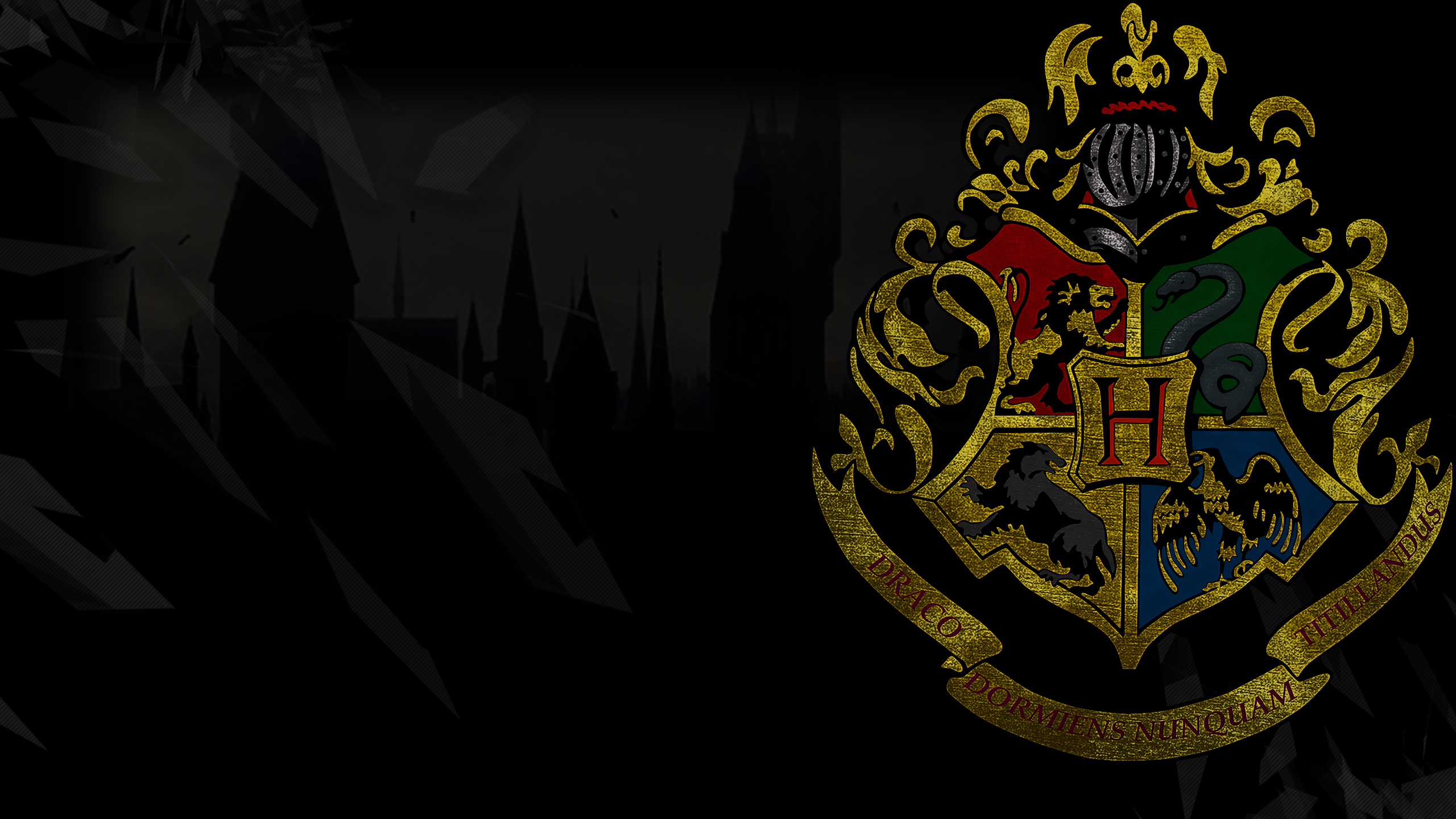 houses of hogwarts wallpaper computer wallpapers desktop