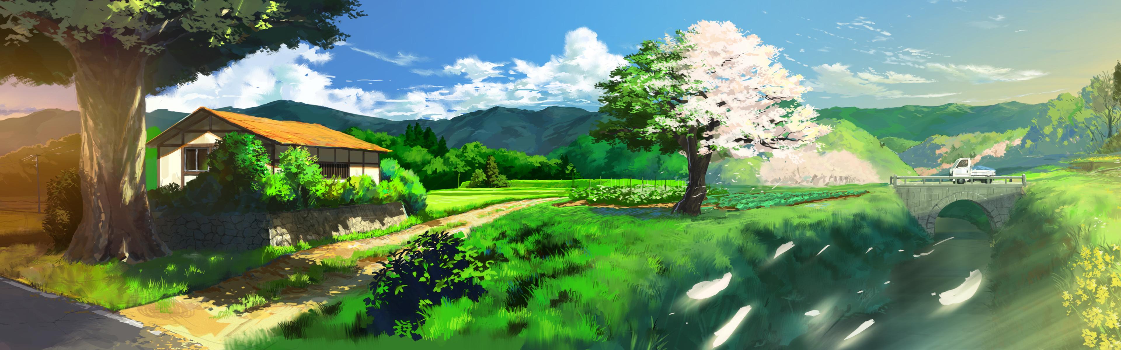Original HD Wallpaper | Background Image | 3840x1200 | ID ...