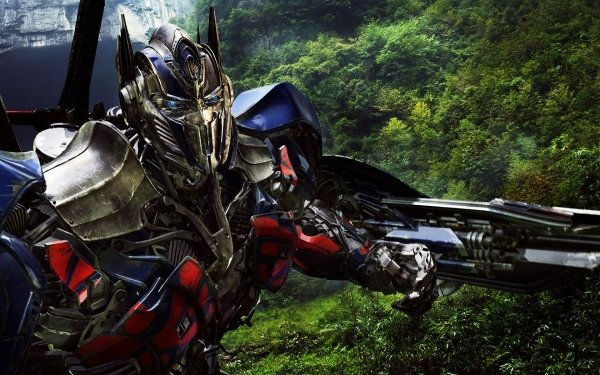 Movie Transformers: Age of Extinction Transformers Optimus Prime HD Wallpaper | Background Image