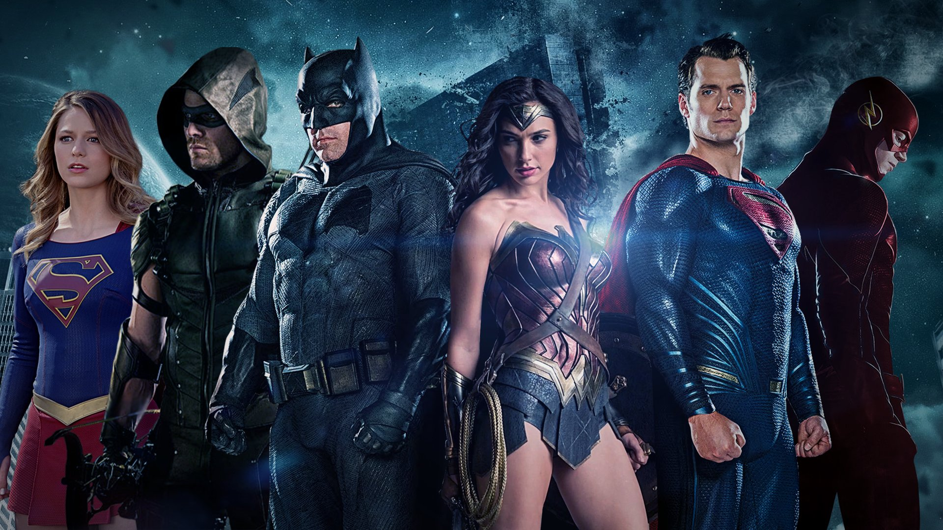 Hd wallpaper justice league - Hd Wallpaper Background Id 763348 1920x1080 Movie Justice League