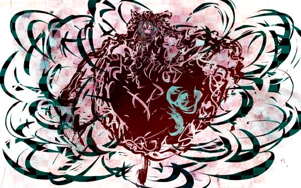 Anime Touhou Hina Kagiyama HD Wallpaper   Background Image