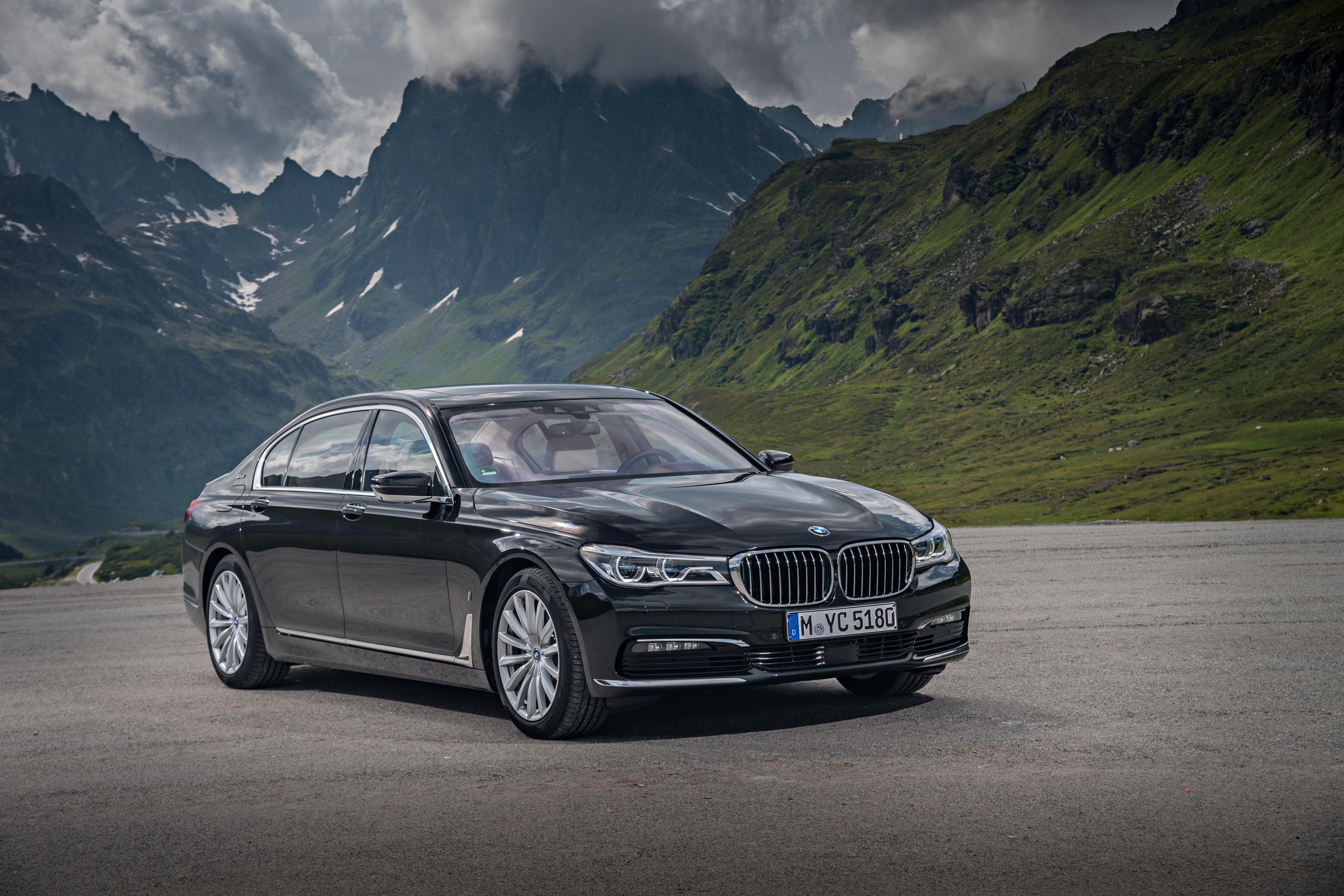 BMW 7 Series 4k Ultra HD Wallpaper   Background Image ...