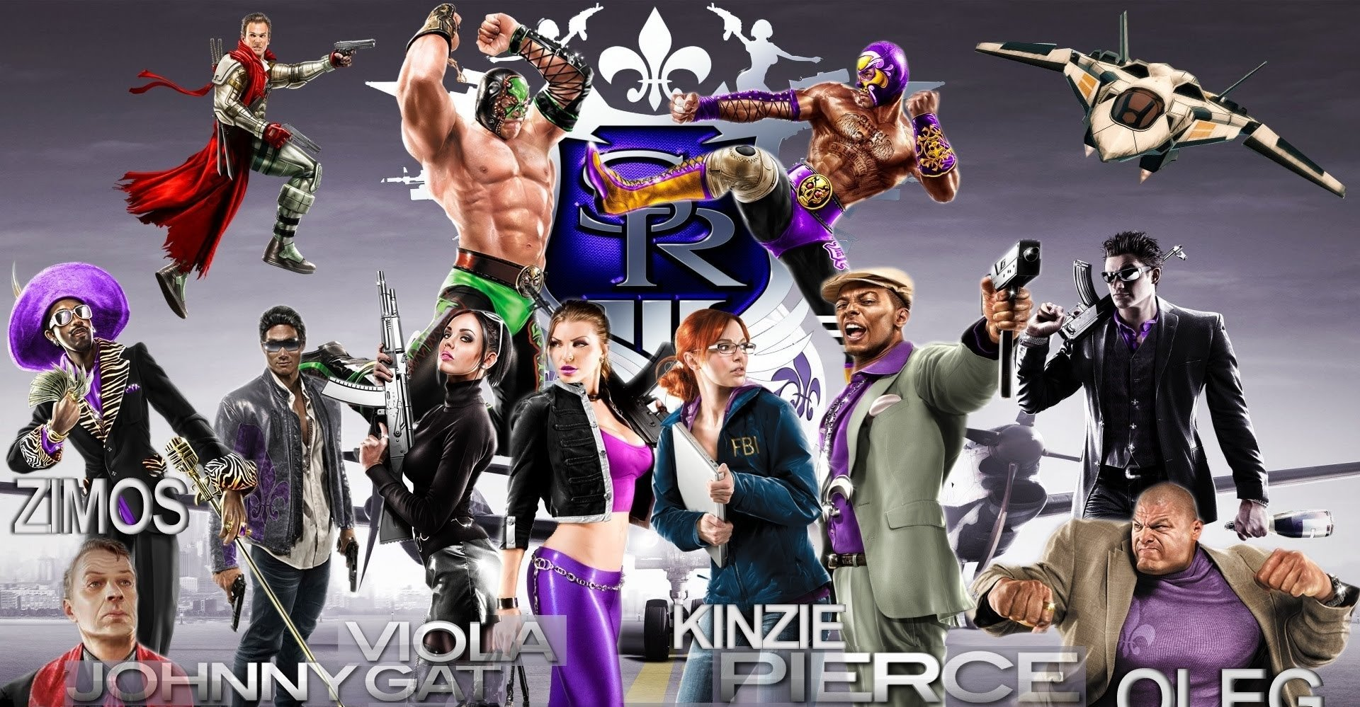 Saints Row The Third Wallpaper And Background Image 1920x999